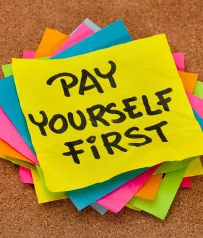 what is pay yourself first